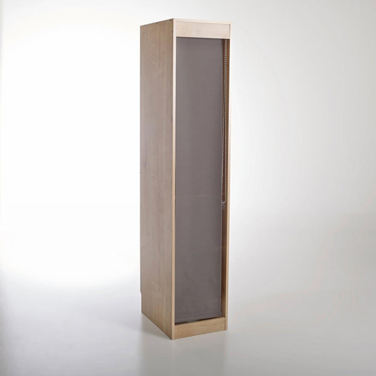 Штора для гардеробной, BUILDОписание шторы для гардеробной, Build :Рулонная система.После крепления шторы к мебели механизм не видно.Характеристики шторы Build :Полотно из 100% полиэстера.Найдите модули для хранения и другие предметы из коллекции Build на сайте laredoute..Размеры шторы Build :Однотонная модель :Размер 3 : 33 x 190 см (код1 1) Размер шторы 33 см, подходит для модуля Build Taille 36 см Размер 1 : 74 x 190 см (код 3) Размер шторы 74 см, подходит для модуля Build Taille 100 см Размер 2  : 96 x 190 см (код 2) Размер шторы 96 см, подходит для углового модуля Build Taille 100 см Размер 4 : 63 x 190 см (код 4) Размер шторы 63 см, подходит для модуля  Build Taille 69 см<br><br>Цвет: серый