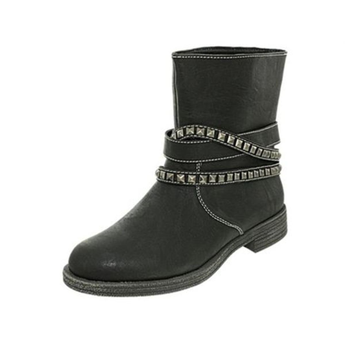 bottines  /   boots textile