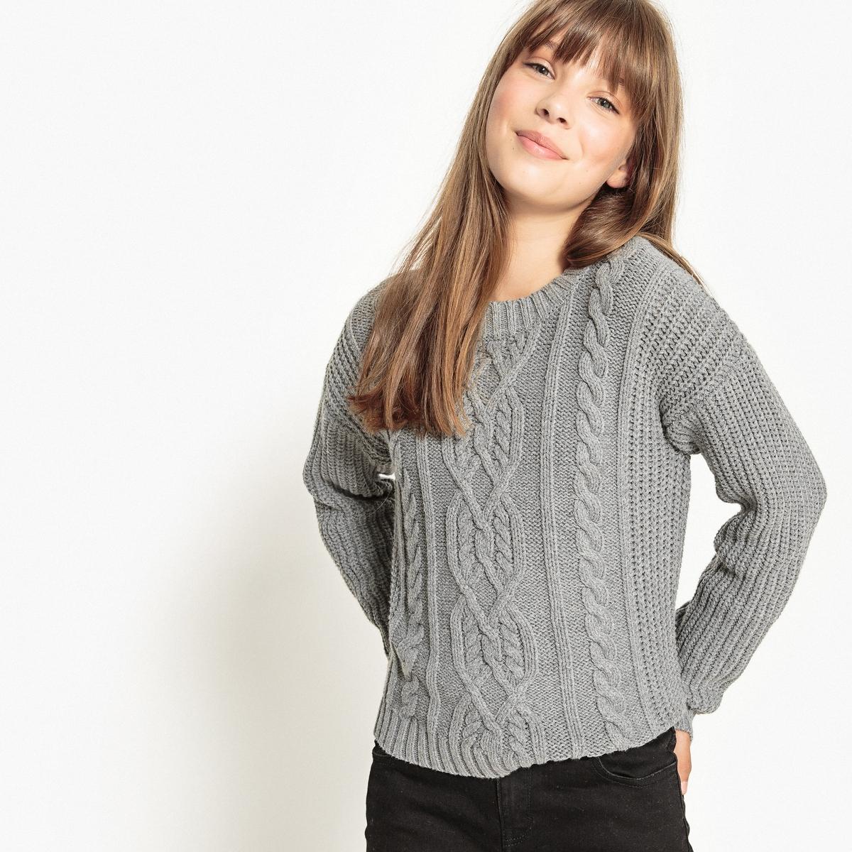 Пуловер 10-16 лет от La Redoute Collections