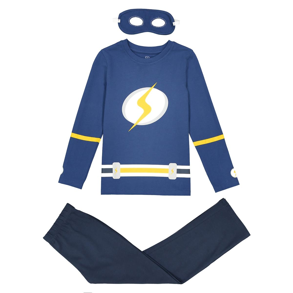 Пижама в стиле костюма супергероя 2-12 лет