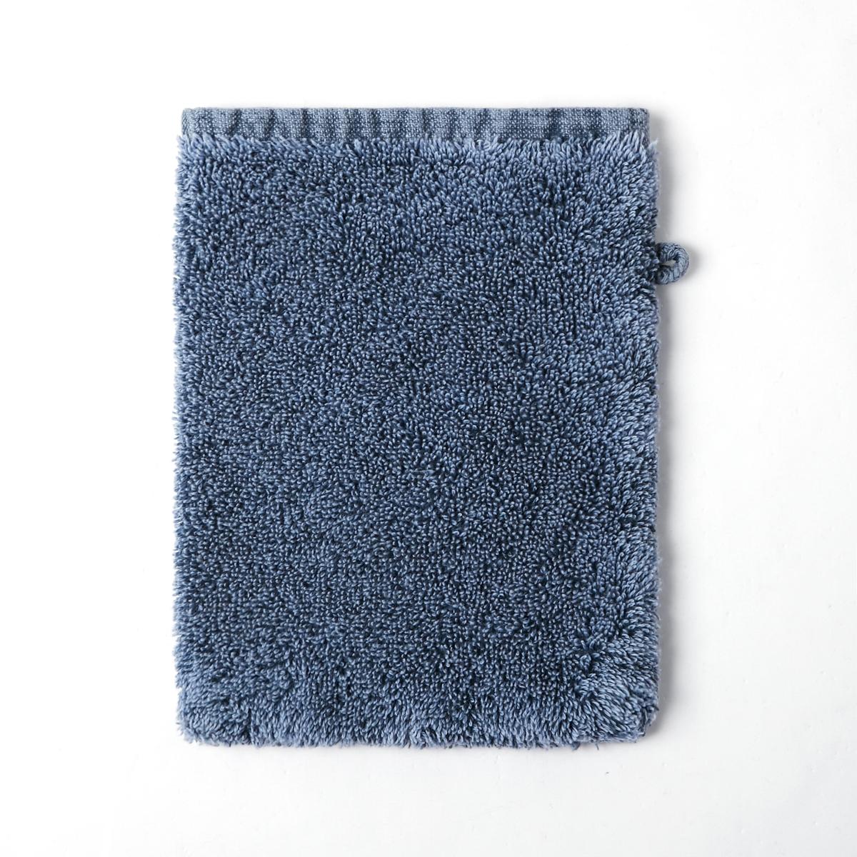 Рукавица банная ANJO, 100% хлопокСостав и описание.КАЧЕСТВО BESTМатериал: 100% сверхмягкий хлопок, цвет: серо-синий потертый с переходом между оттенками, плотность 500 г/м?.Размеры15 x 20 смУходМашинная стирка при 60°C.<br><br>Цвет: синий потертый