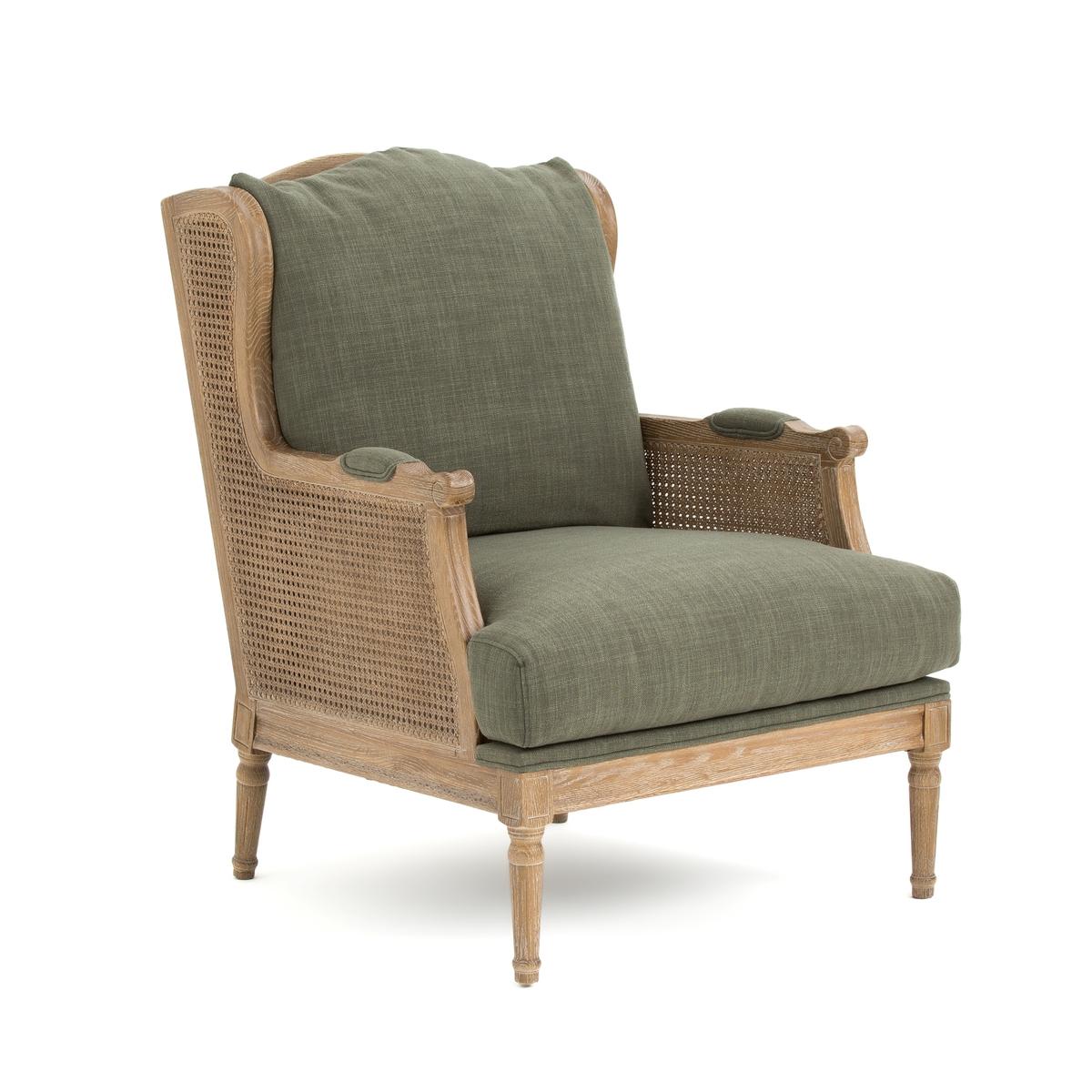 Кресло LaRedoute Cenusa единый размер зеленый