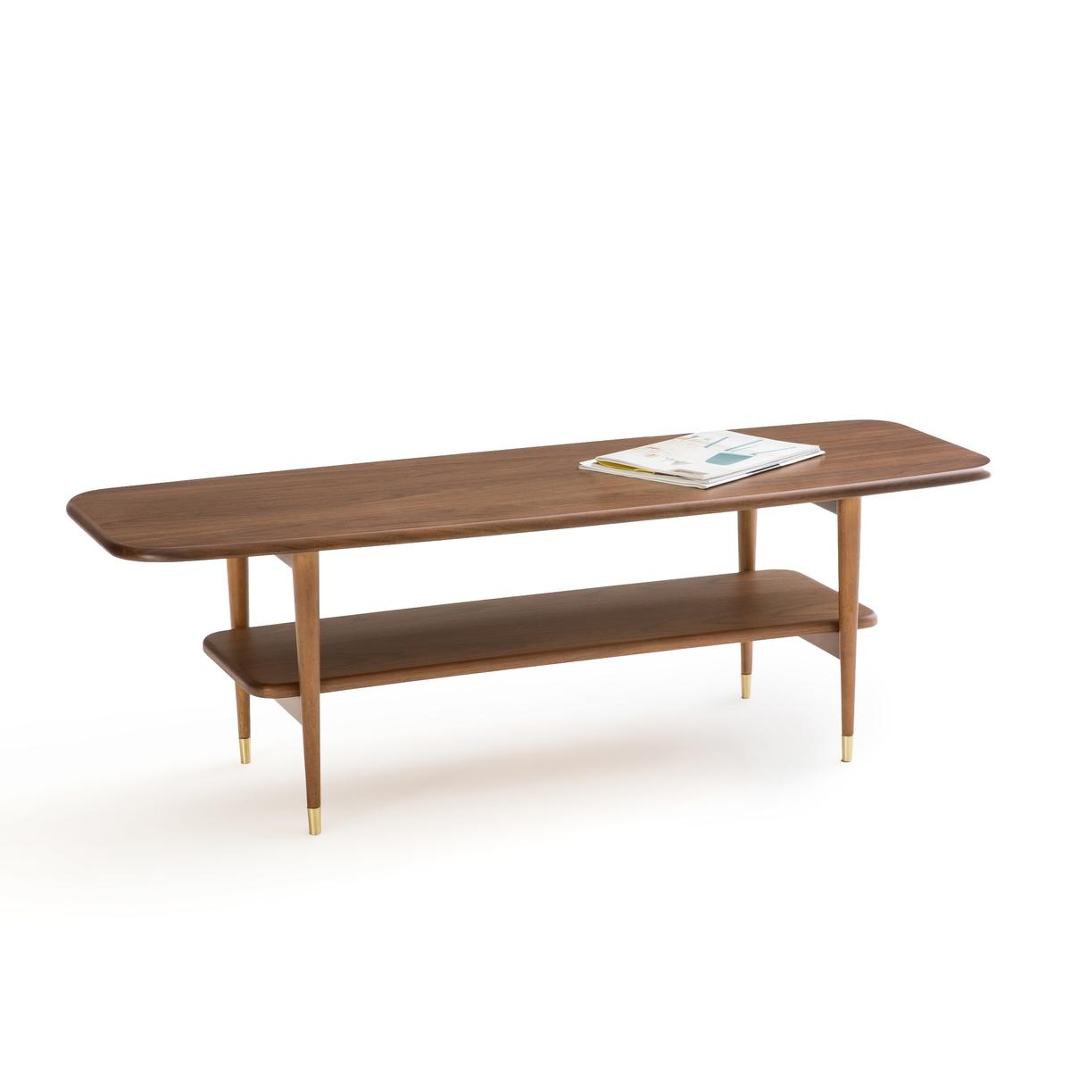 Винтажный La Redoute Журнальный стол Watford единый размер каштановый