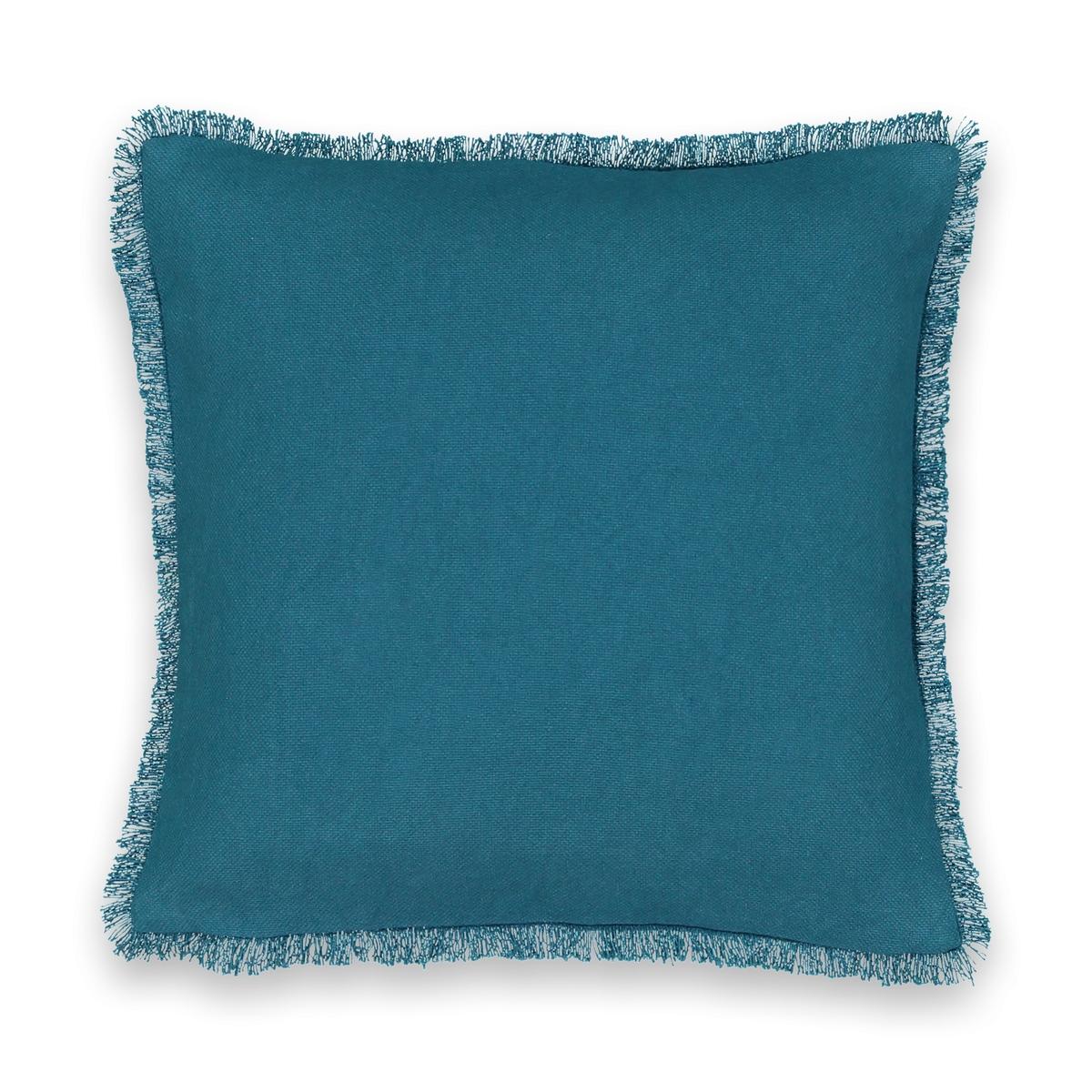 Чехол на подушку из плетеного хлопка PANAMA цена и фото