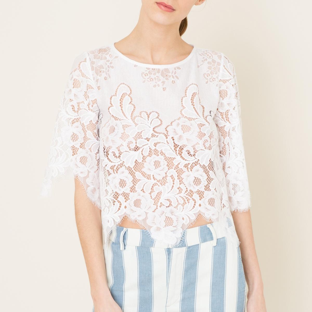 Блузка ENJY valerie khalfon блузка