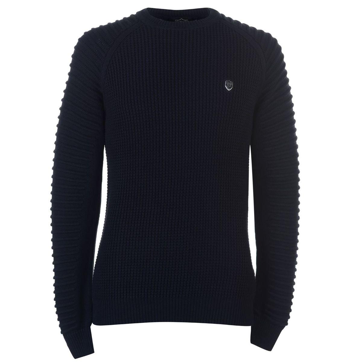 Pull tricot coupe régulière