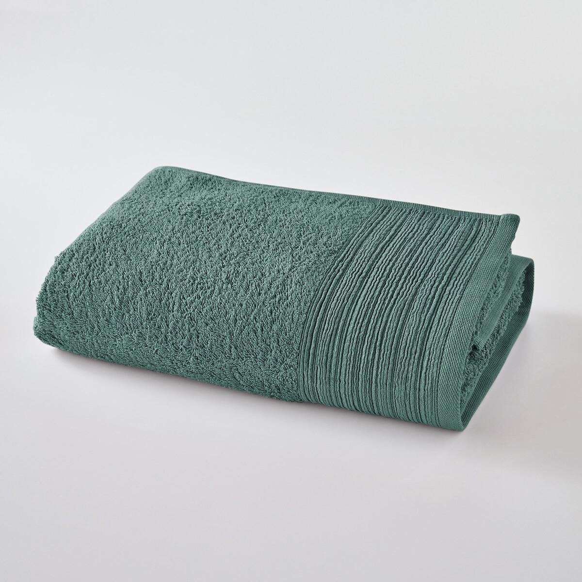 Drap de bain uni coton bio 500g/m², Scenario