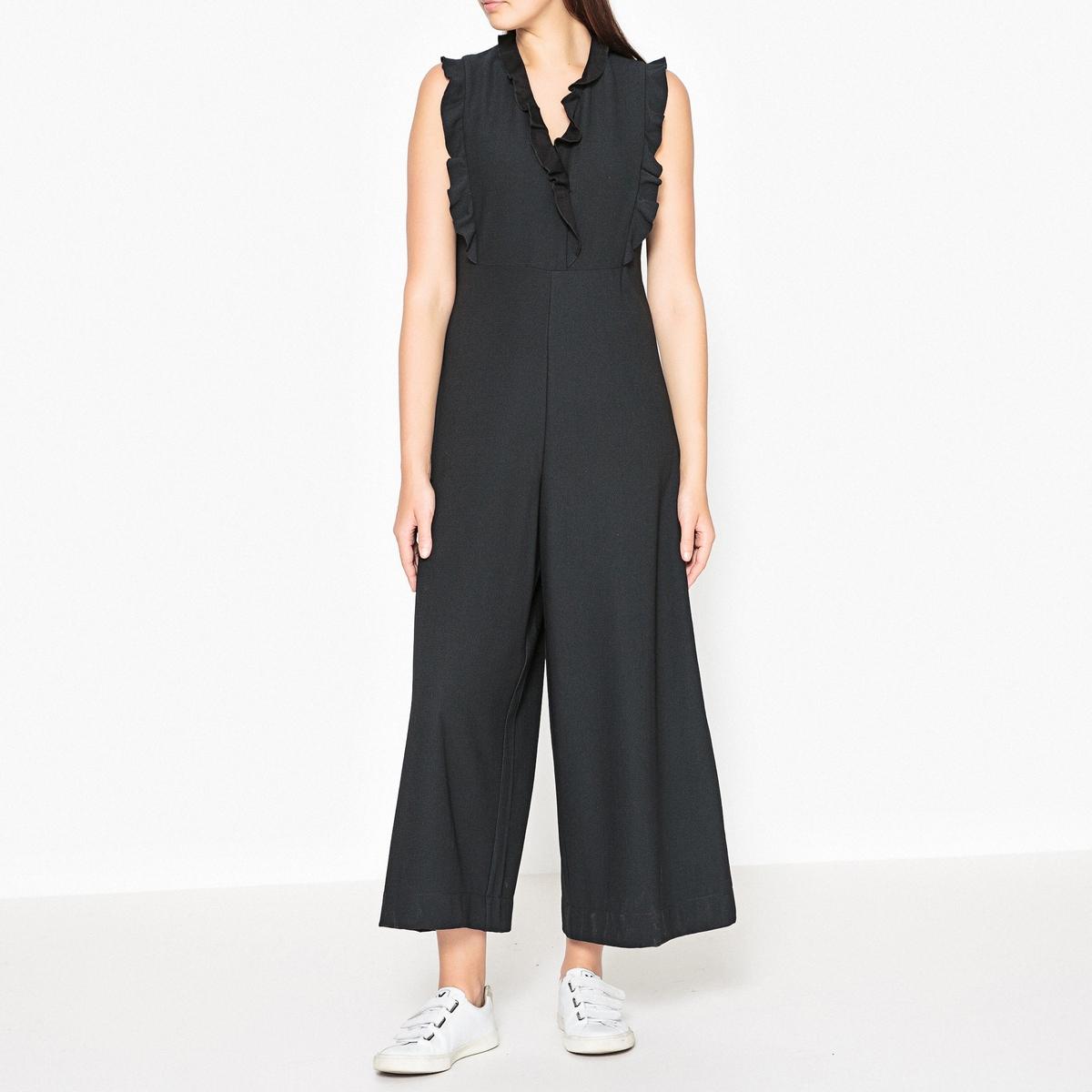 Комбинезон с брюками, с широкими воланами  BARBARA