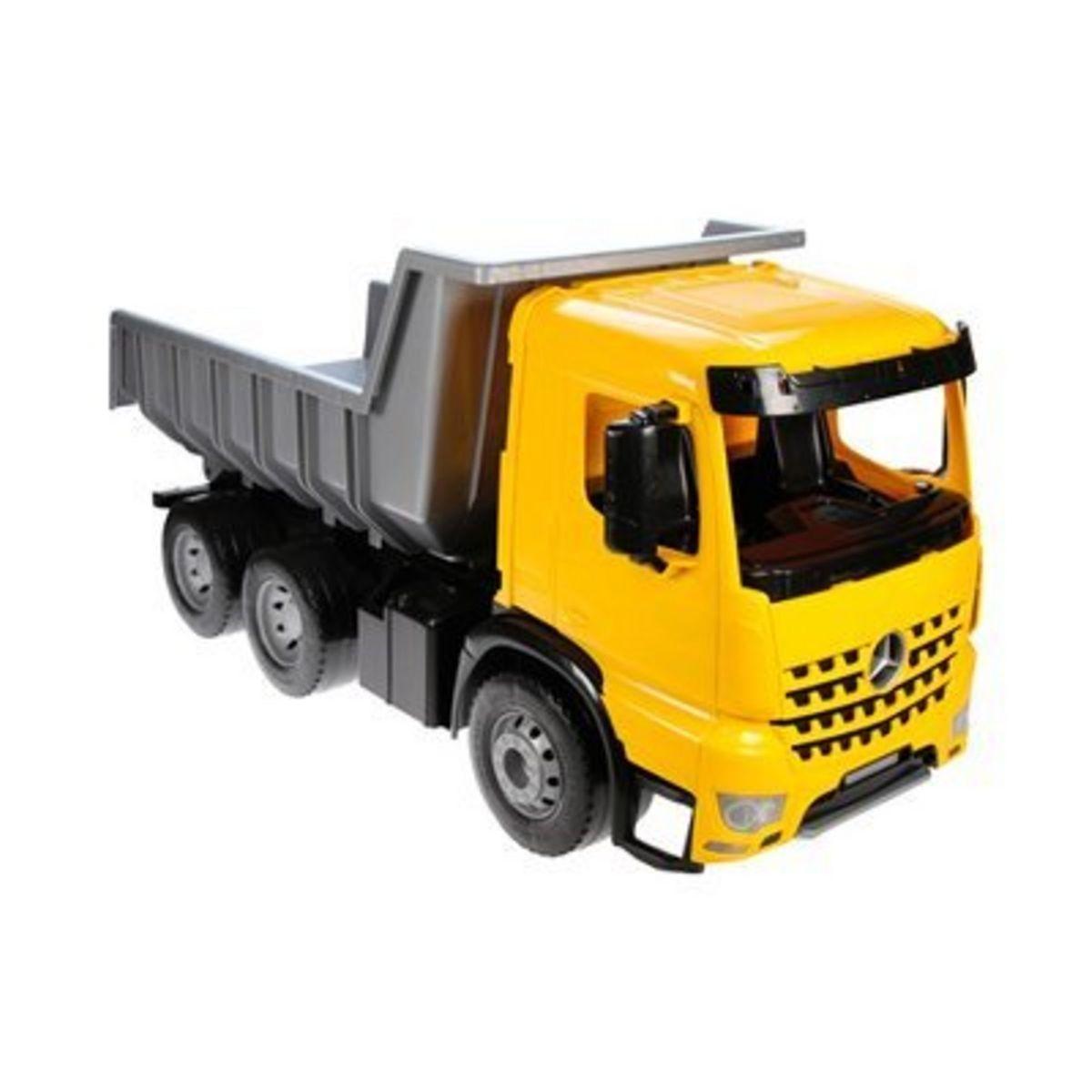 LENA Le camion-benne XXL Mercedes Arocs véhicule