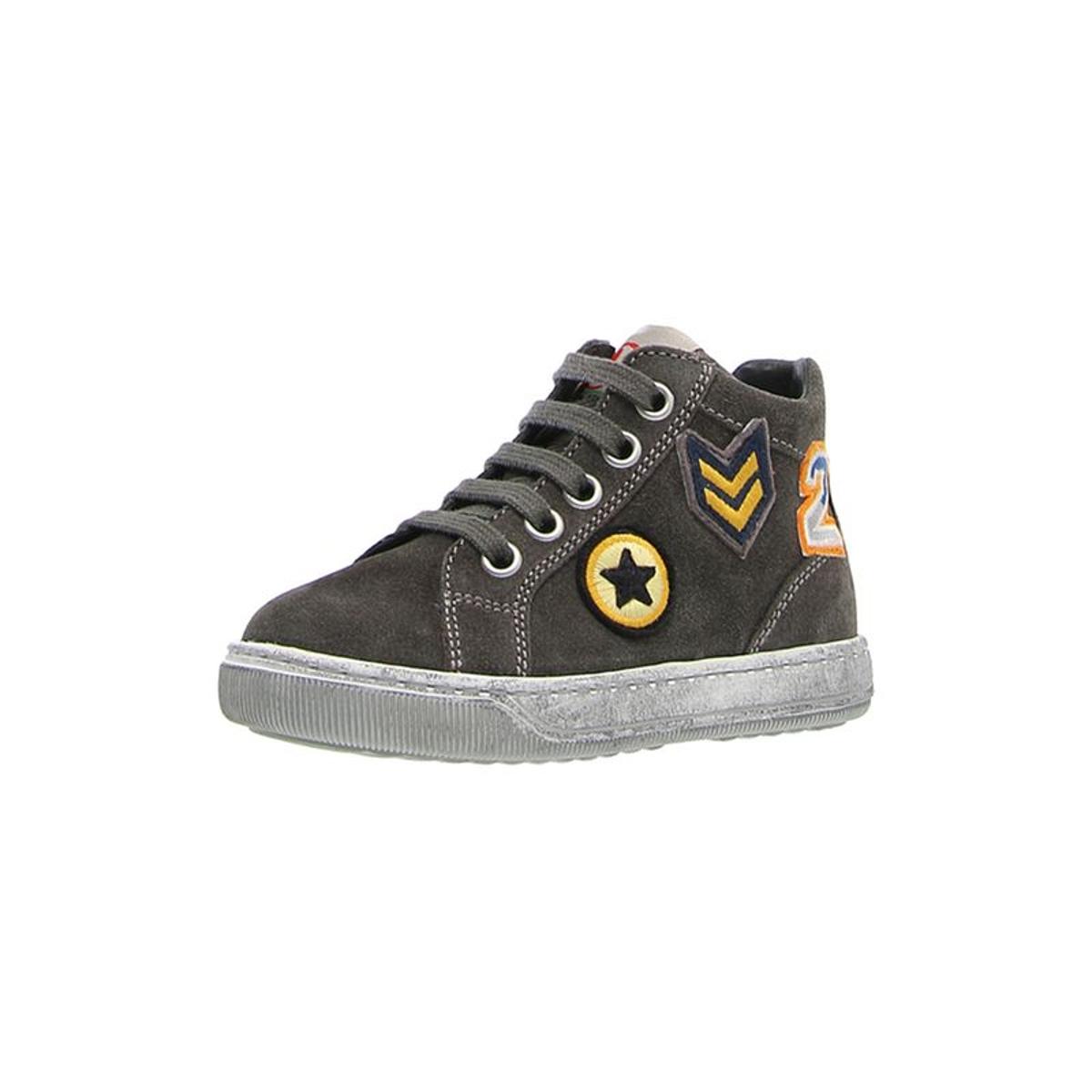 GROUND - Sneakers en cuir