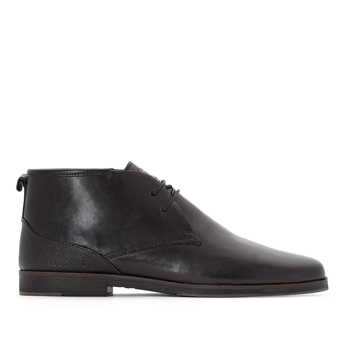 Ботинки-дезерты кожаные TRINITE