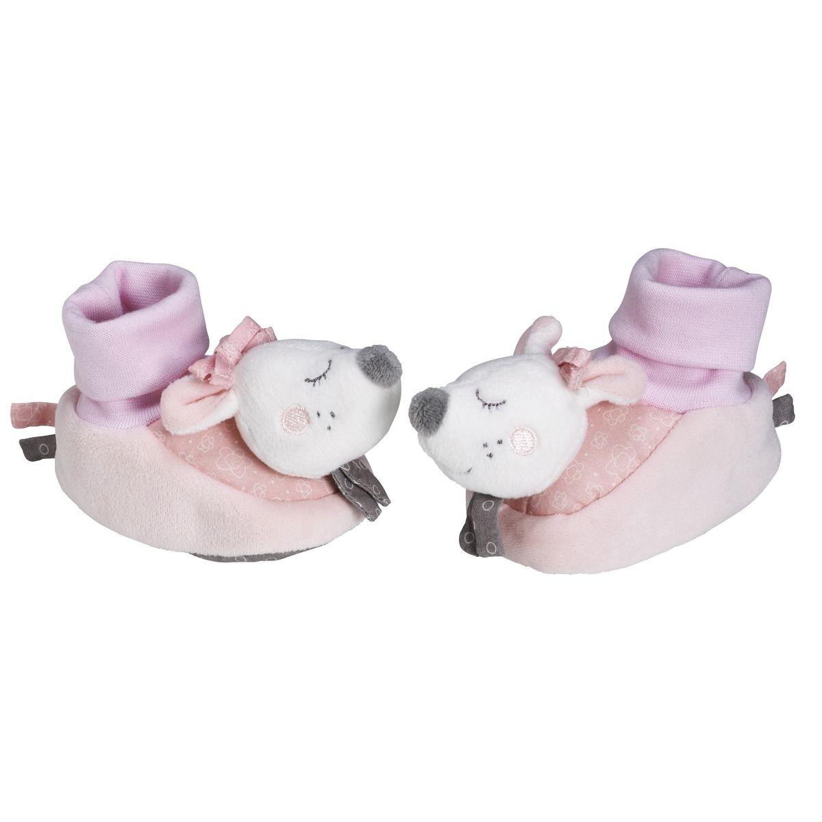 Chaussons bébé 0-6 mois Lilibelle