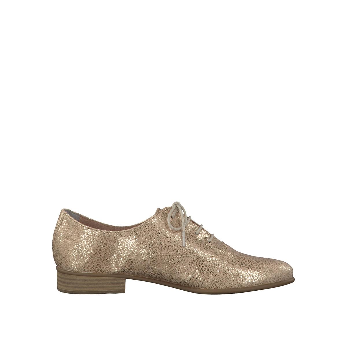 Ботинки-дерби кожаные 23205-28