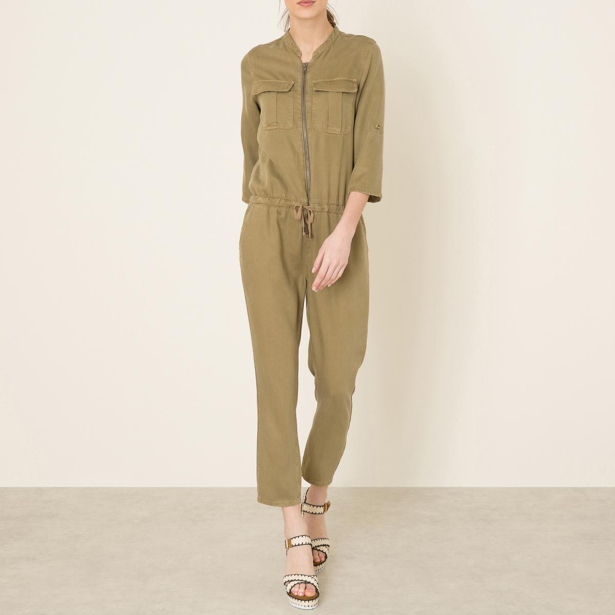 Комбинезон с брюками из тенселя Leann