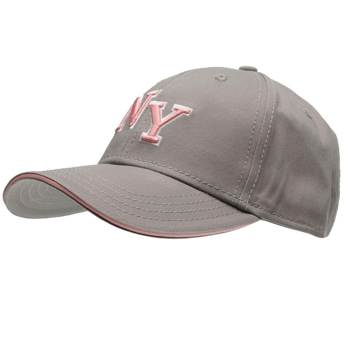 Ny casquette visière plate