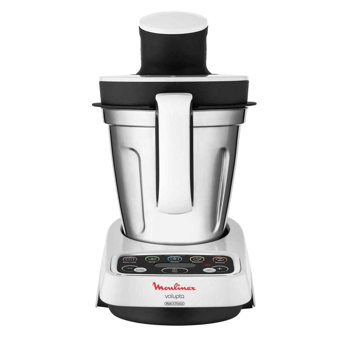 robot cuiseur moulinex volupta hf404110 vendu par boulanger 16560406. Black Bedroom Furniture Sets. Home Design Ideas
