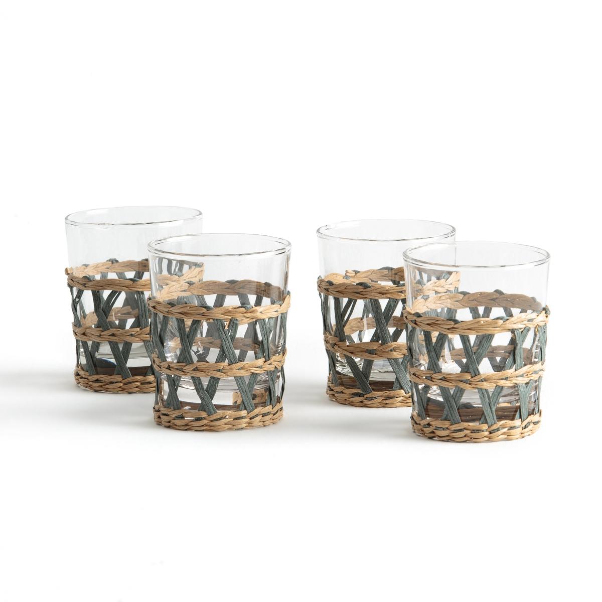 Бокала La Redoute С плетеным низом Qualimna единый размер другие бокала la redoute для шампанского lurik единый размер другие