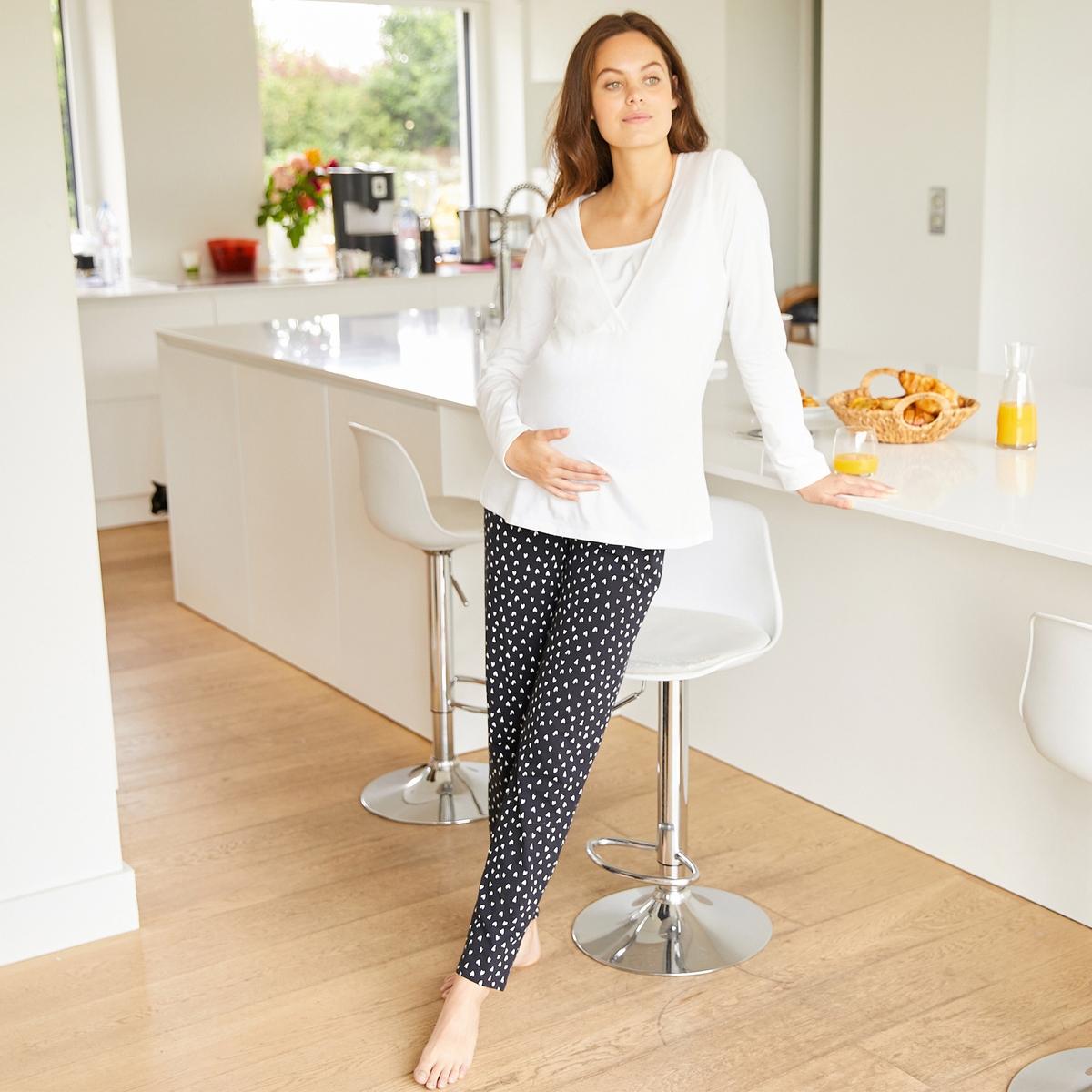 Pigiama pre-maman e allattamento