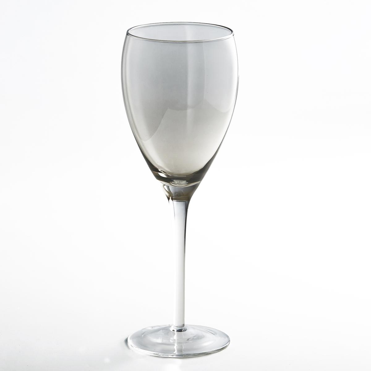 Фото - Комплект из 4 бокалов, KOUTINE La Redoute La Redoute единый размер серый комплект из 4 бокалов для воды с пузырьками на дне galio