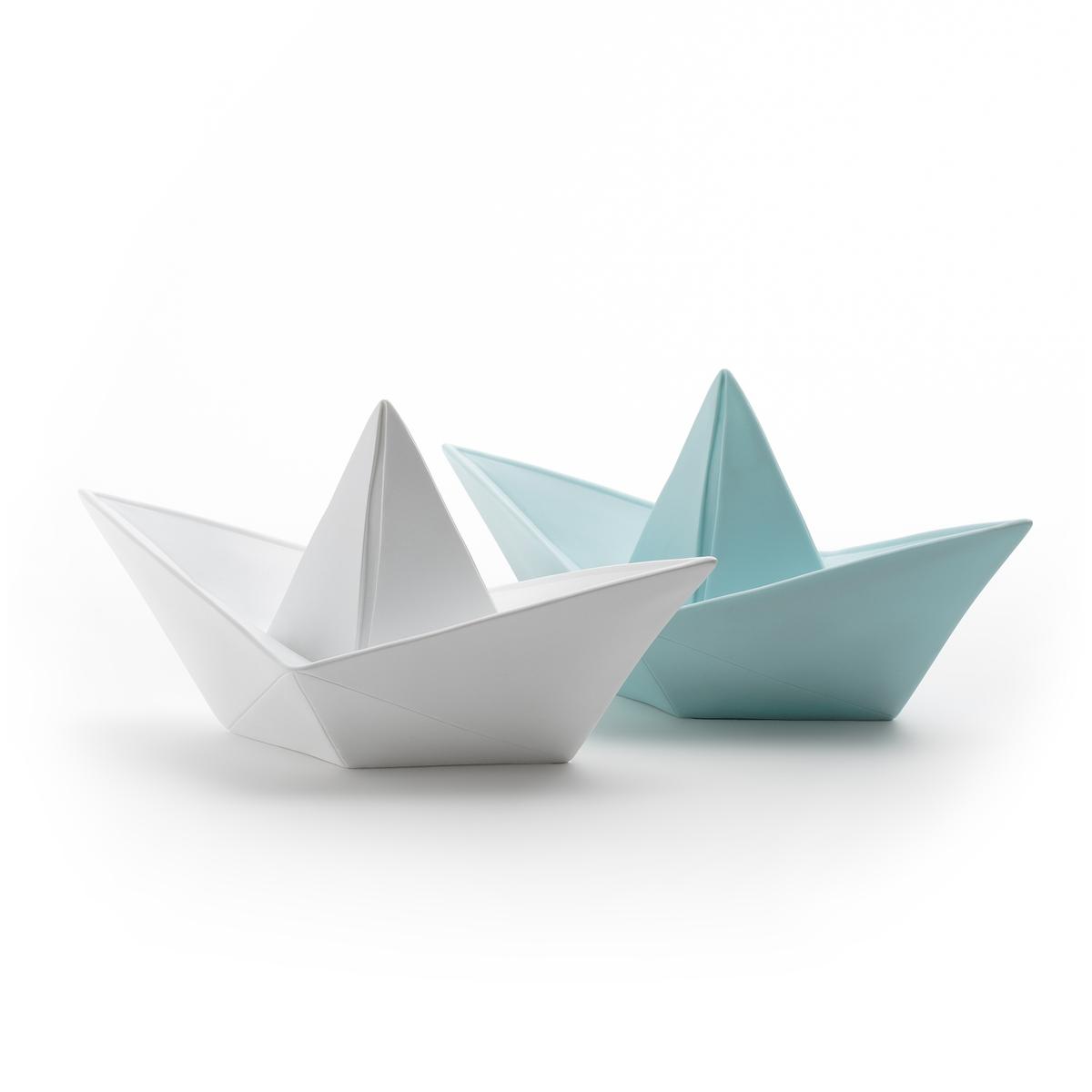 Лампа ночная Goodnight light, Paper Boat long sleeve off shoulder bodysuit