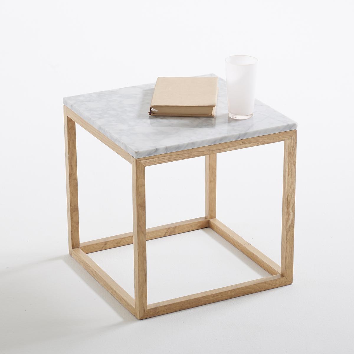 Столик журнальный со столешницей из мрамора, Crueso