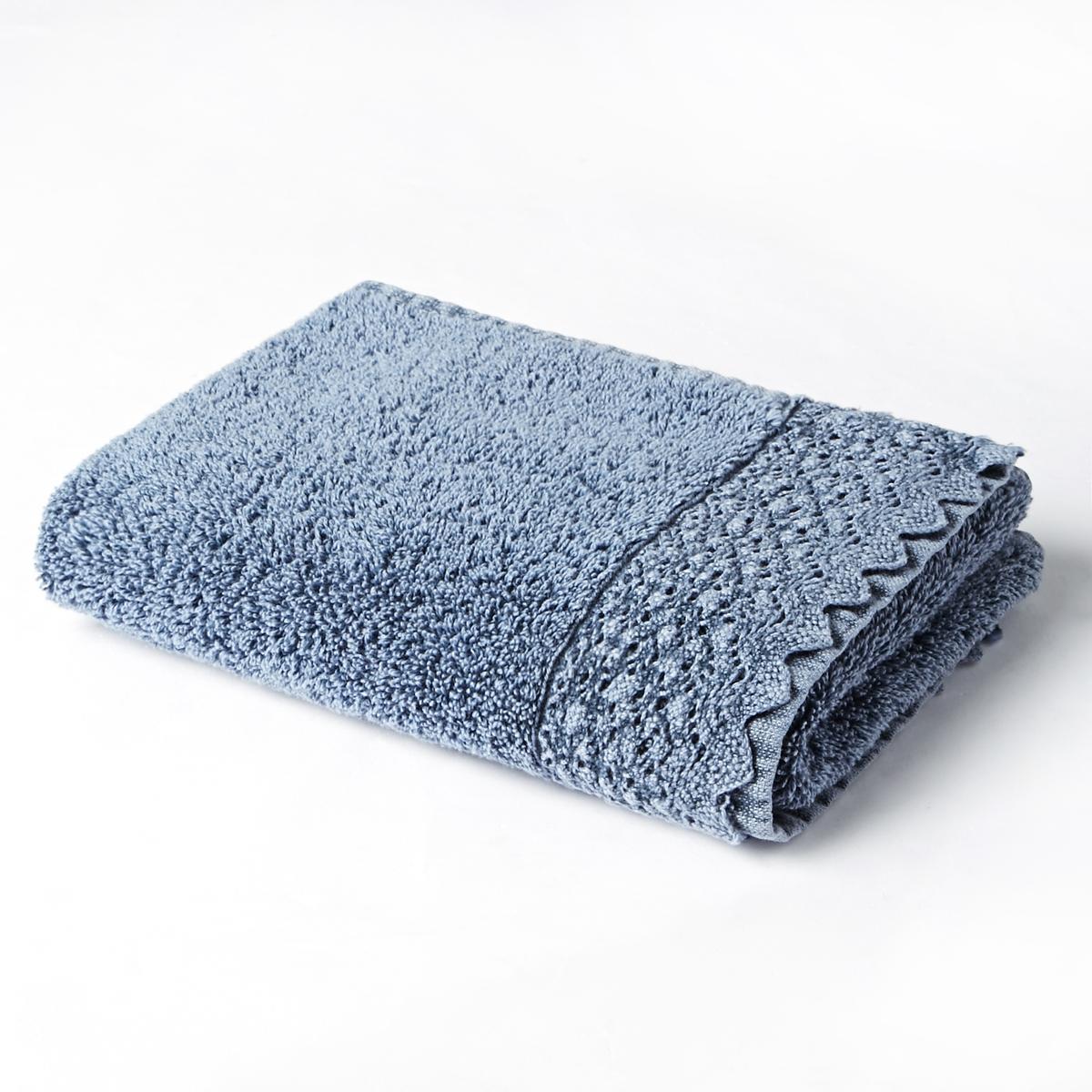 Полотенце гостевое махровое ANJO, 100% хлопокМахровое гостевое полотенце, 100% хлопок. Края с отделкой макраме. Состав и описание. КАЧЕСТВО BEST.Размеры30 x 50 см.УходМашинная стирка при 60°C.<br><br>Цвет: синий потертый