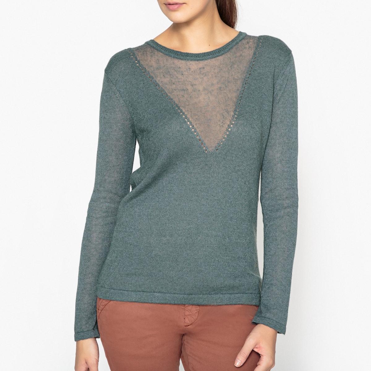 Пуловер из трикотажа ABELIA
