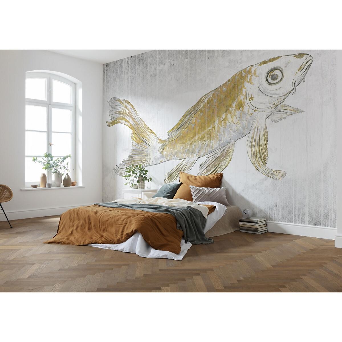 INTERELIFE - Interelife Papel de parede foto mural Golden Koi, da Interelife