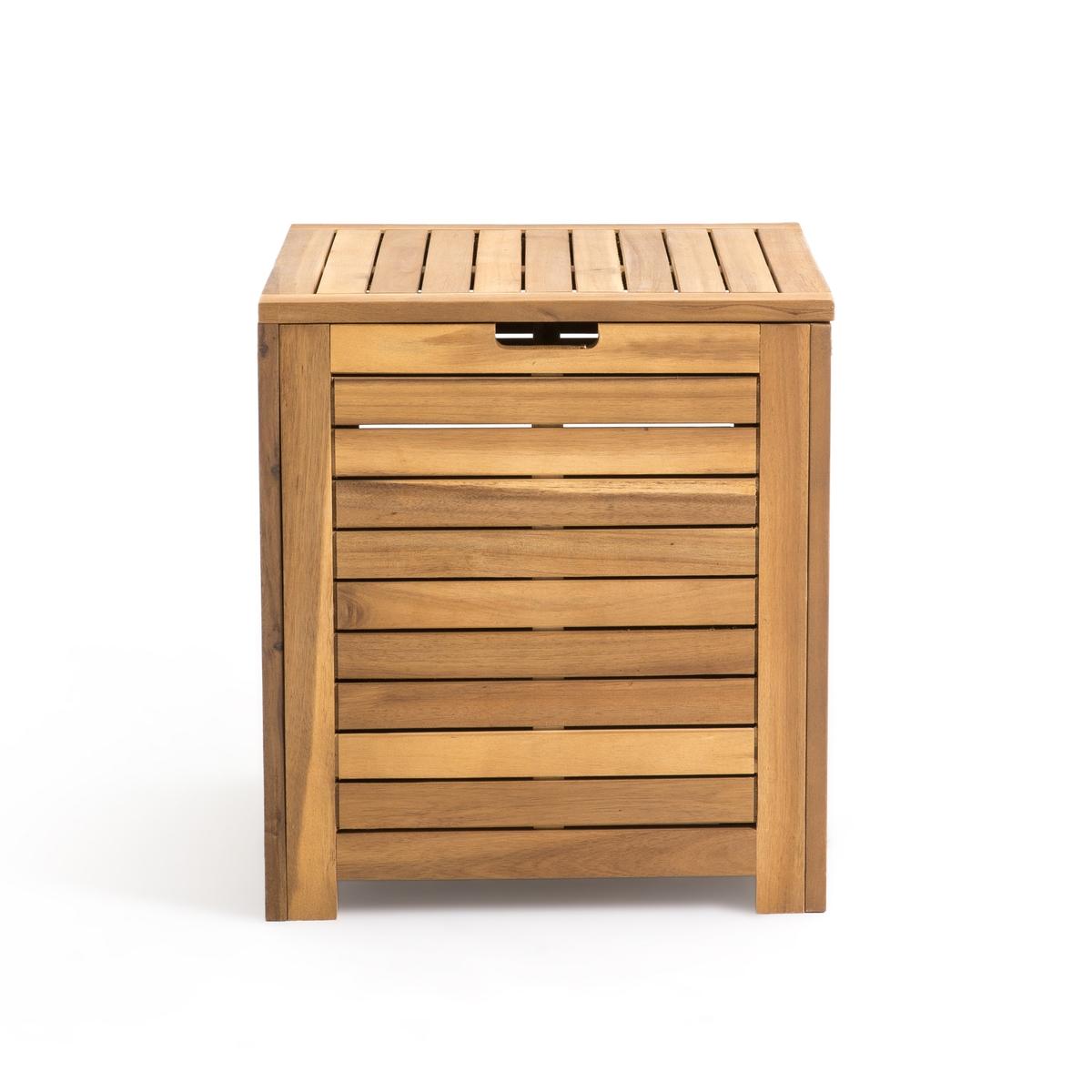 Ящик La Redoute Для вещей из акации Дл см единый размер желтый стол из акации dakota