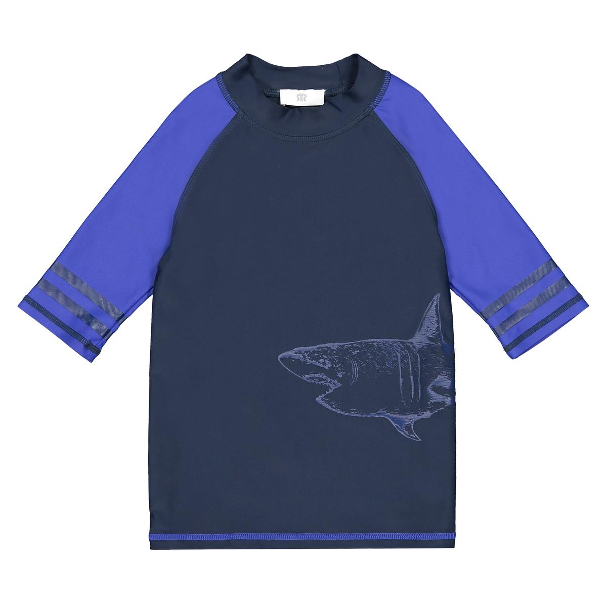 T-shirt de banho, anti-UV, motivo à frente, 3-12 anos