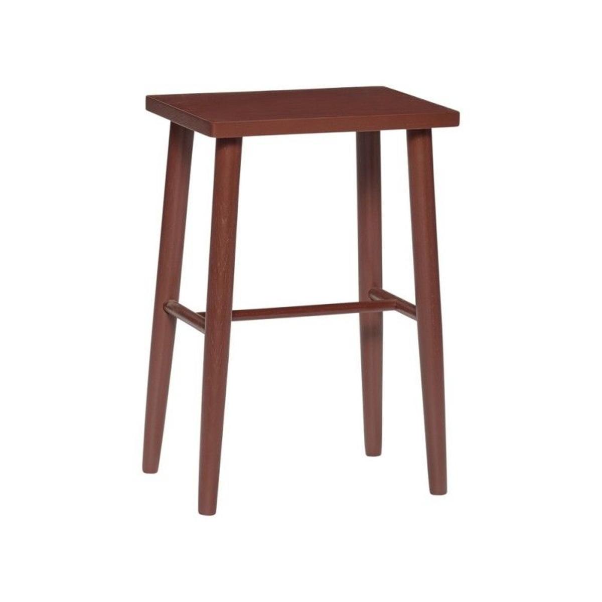 Tabouret design bois