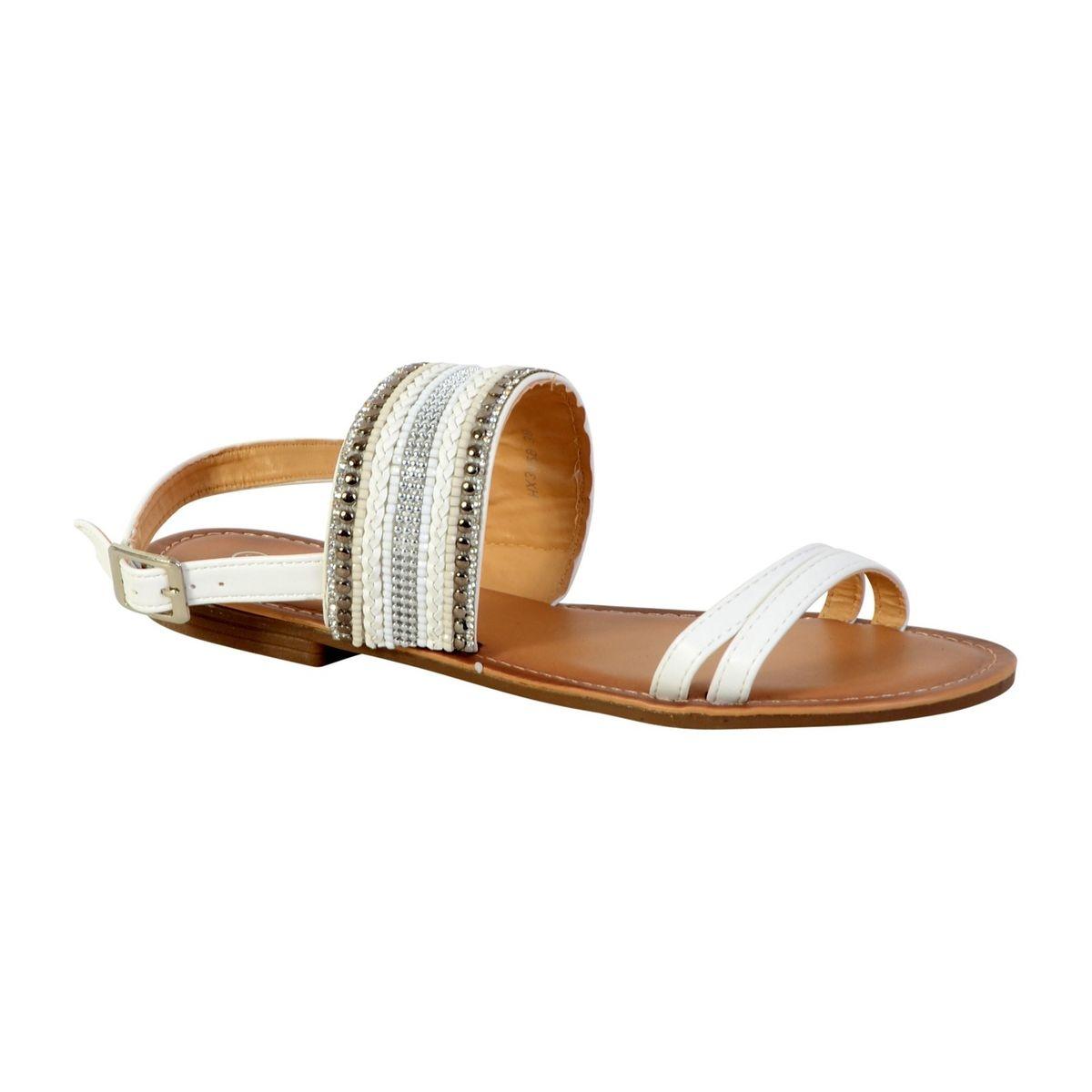 sandale plate enza nucci 1
