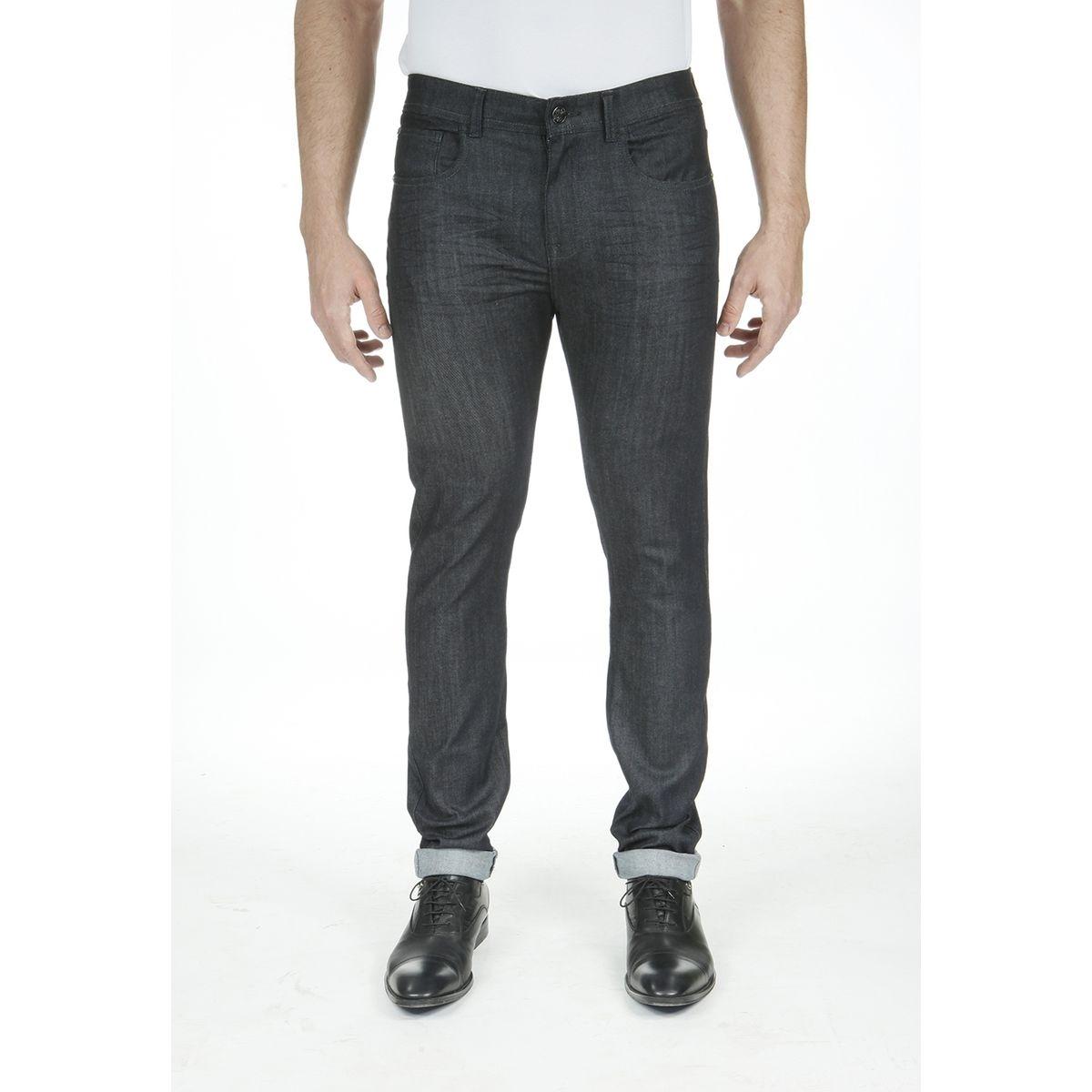 Jeans RL90 FIBREFLEX®+ ultra stretch slim brut LUCA