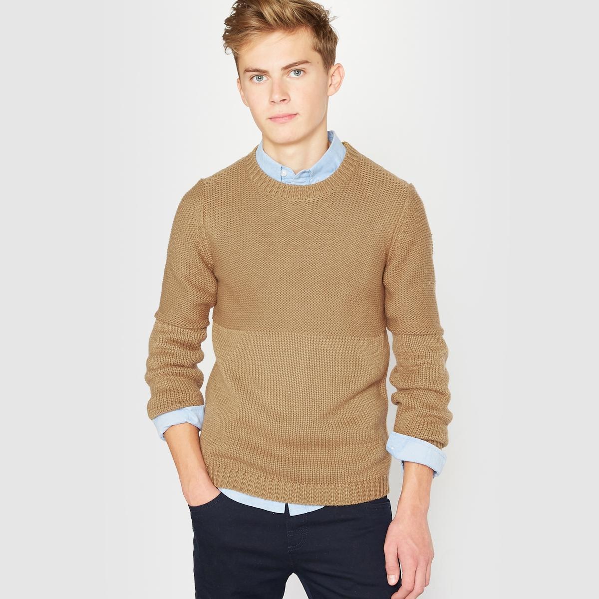 Пуловер на 10-16 лет