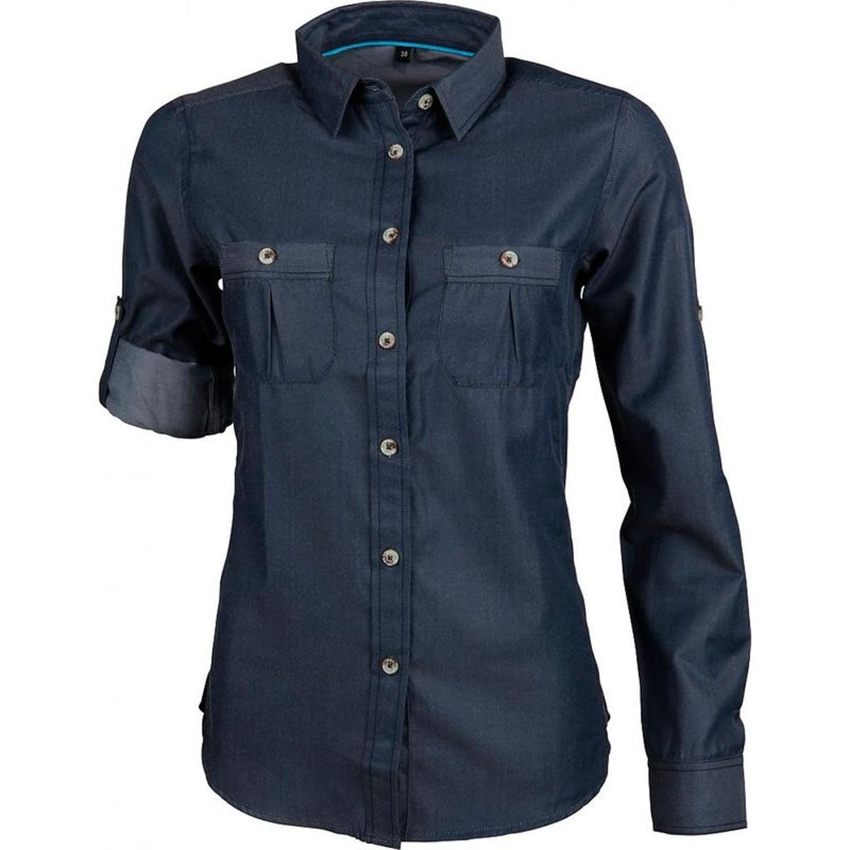 Taormina 2 - T-shirt manches longues Femme - bleu