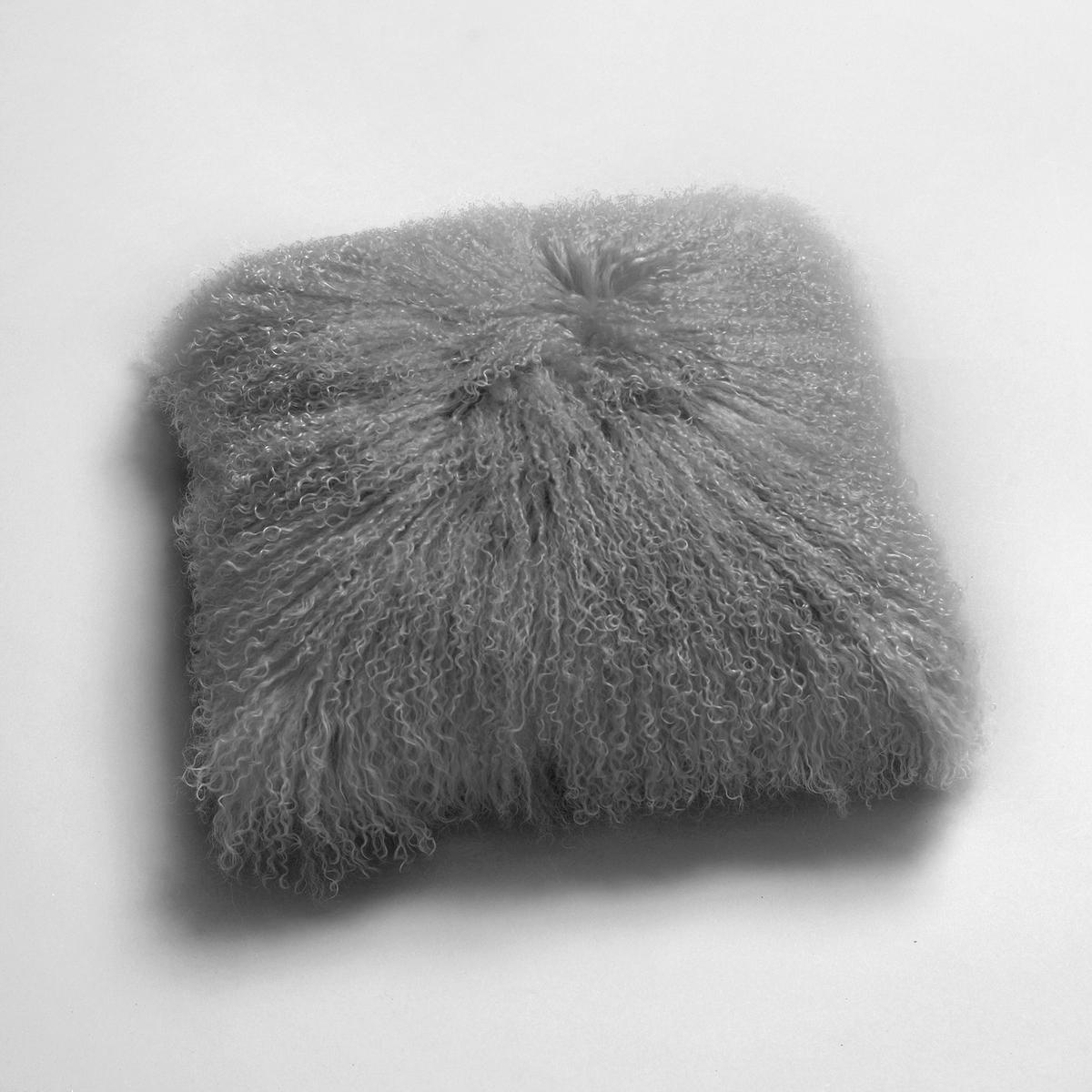 Чехол La Redoute Для подушки REDOUTE CREATION 40 x 40 см серый семенов а другая сторона