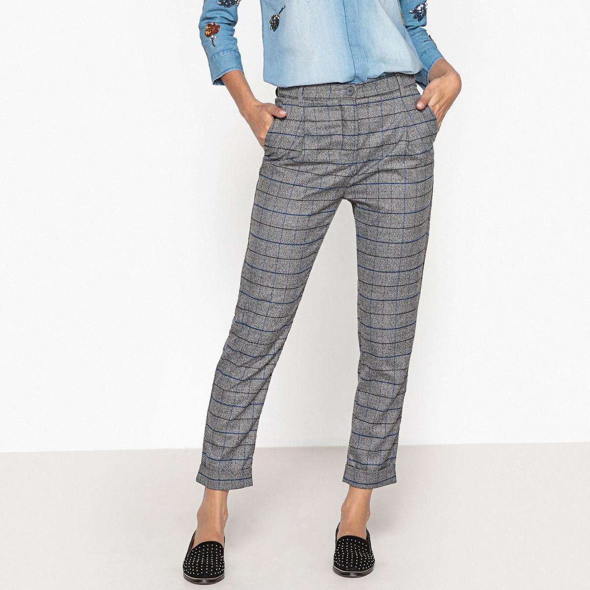 Брюки прямые COBY прямые брюки с застежкой на молнию cristina effe прямые брюки с застежкой на молнию