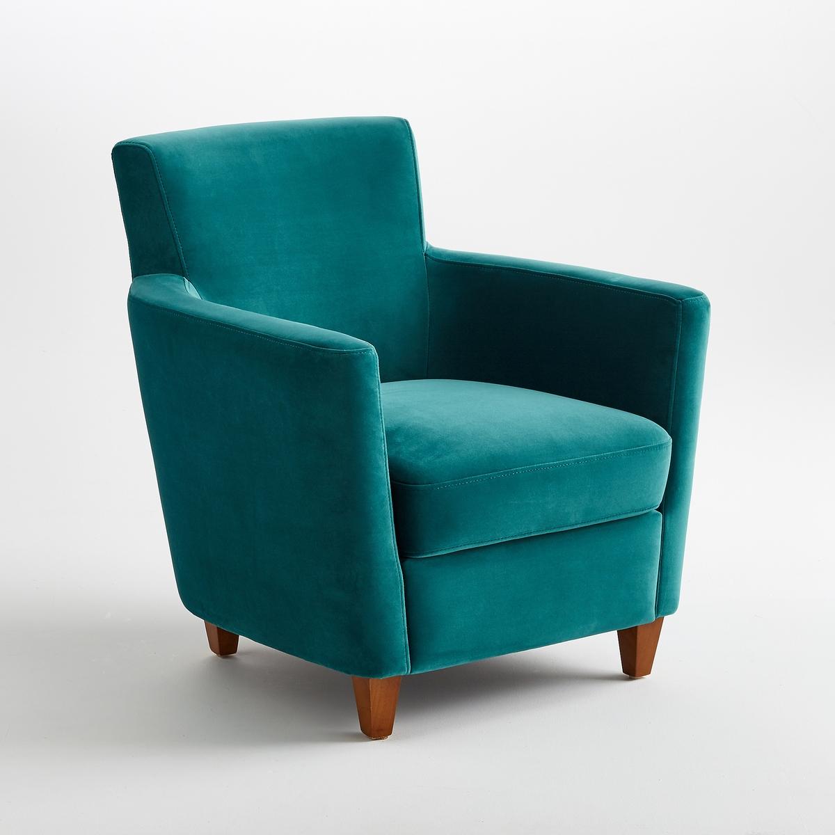 Кресло велюровое Mathesson