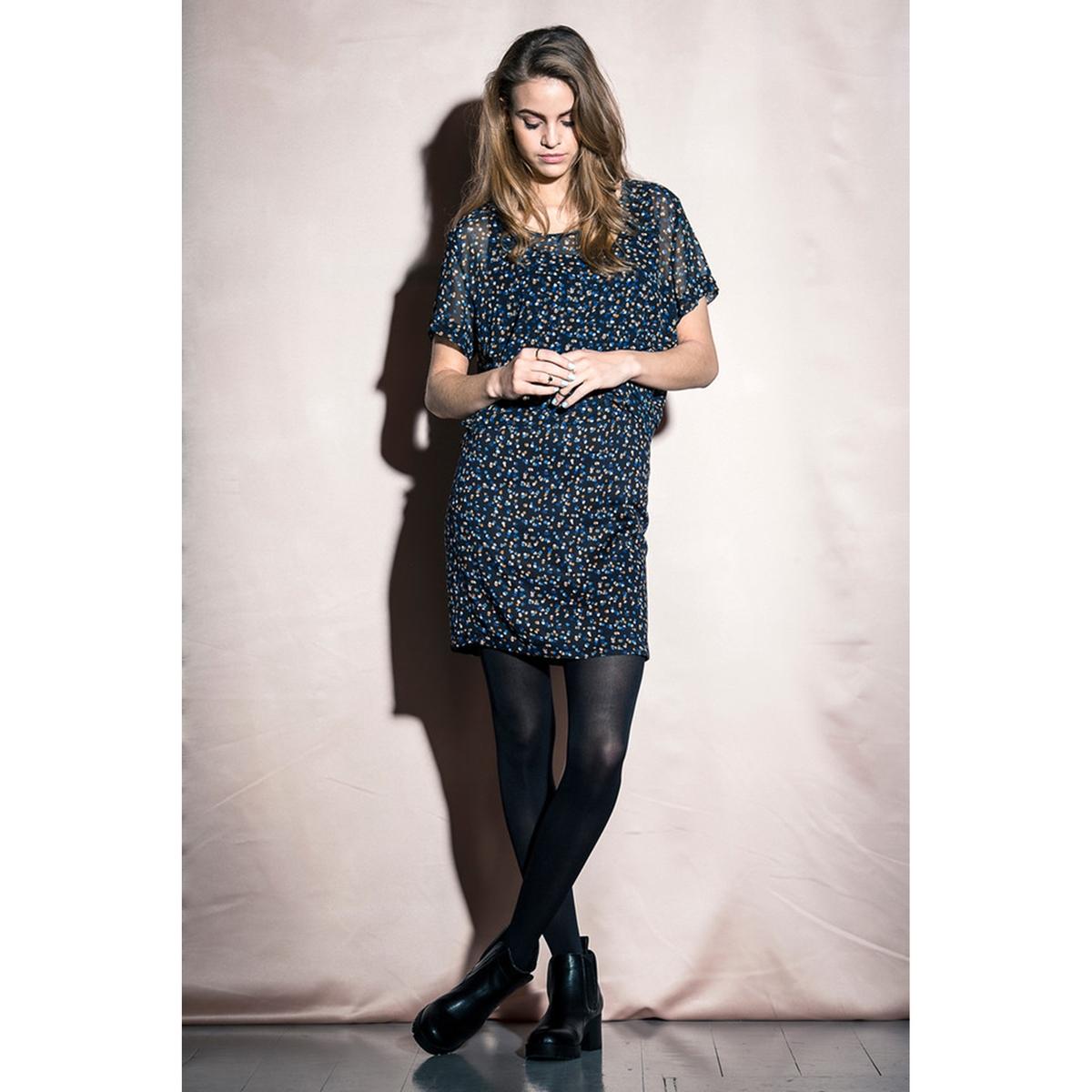 Платье с рисунком платье numph numph nu006ewtcv51