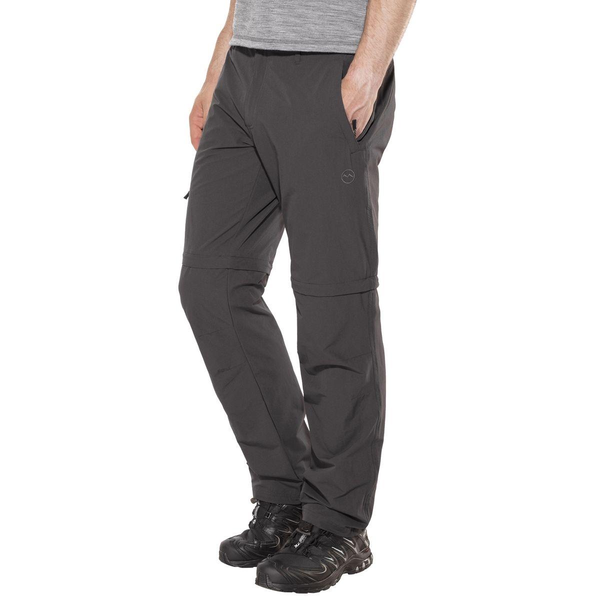 Chur 3 - Pantalon Homme - gris