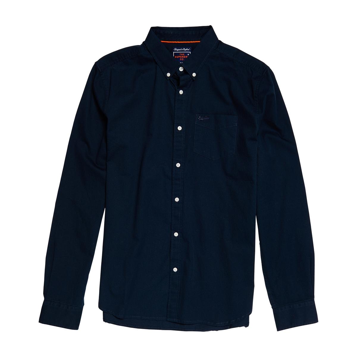 Camisa recta Classic Twill