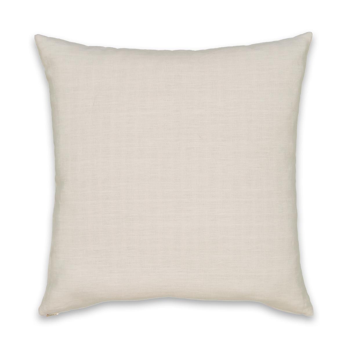 Чехол для подушки из велюра и льна POLEN подушки