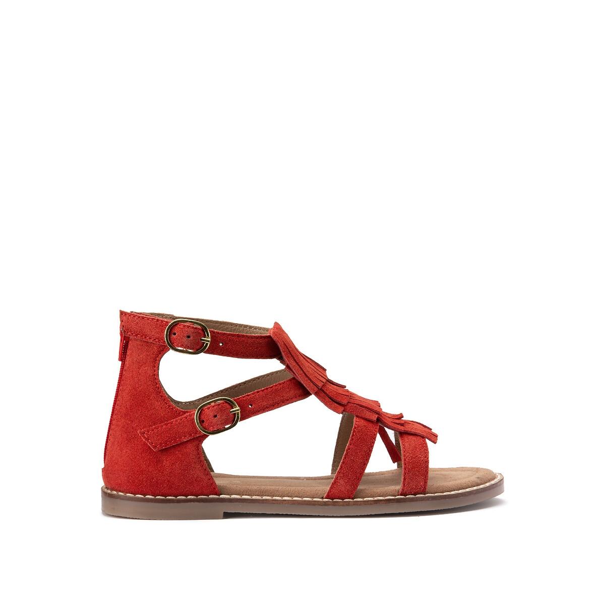 Sandales cuir 28-37