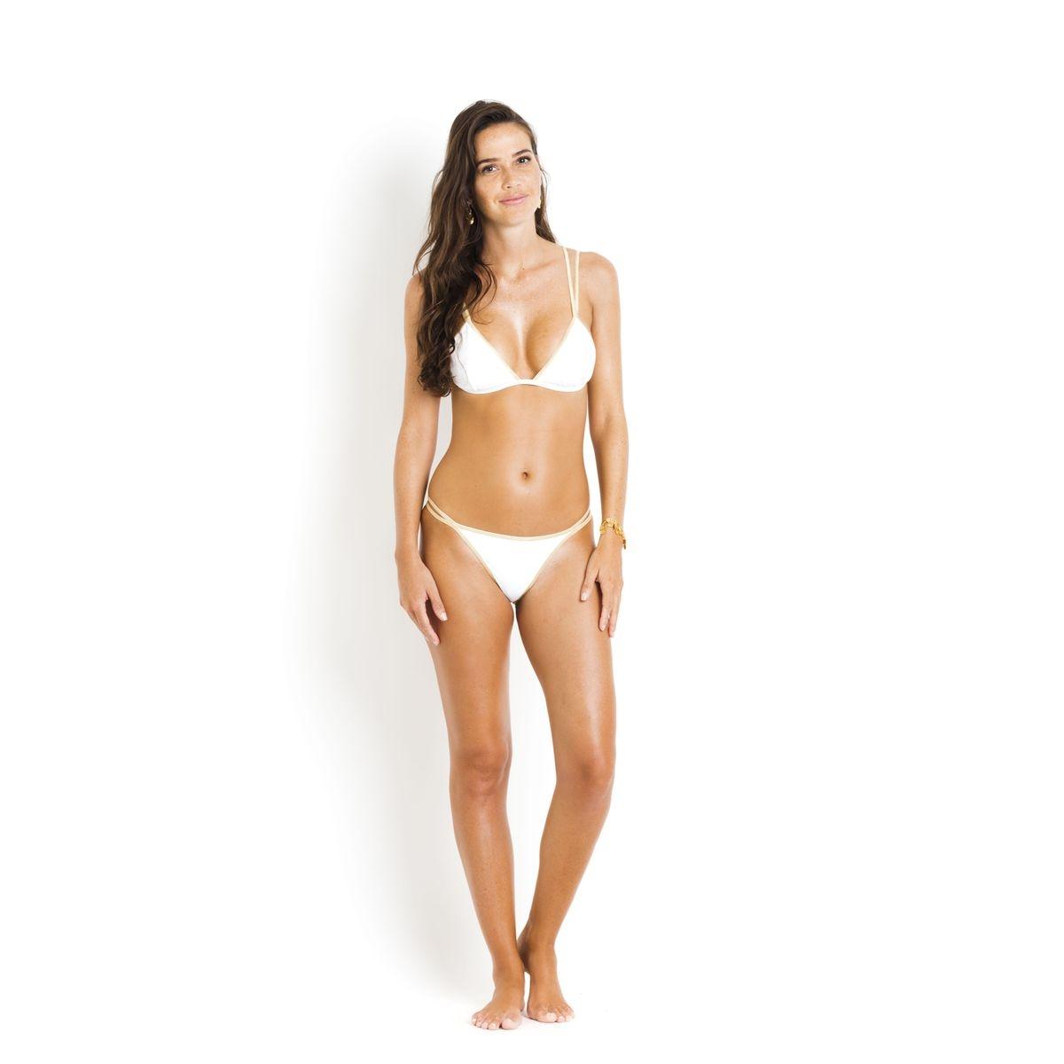 Bas de Bikini multi-strap    - Solids