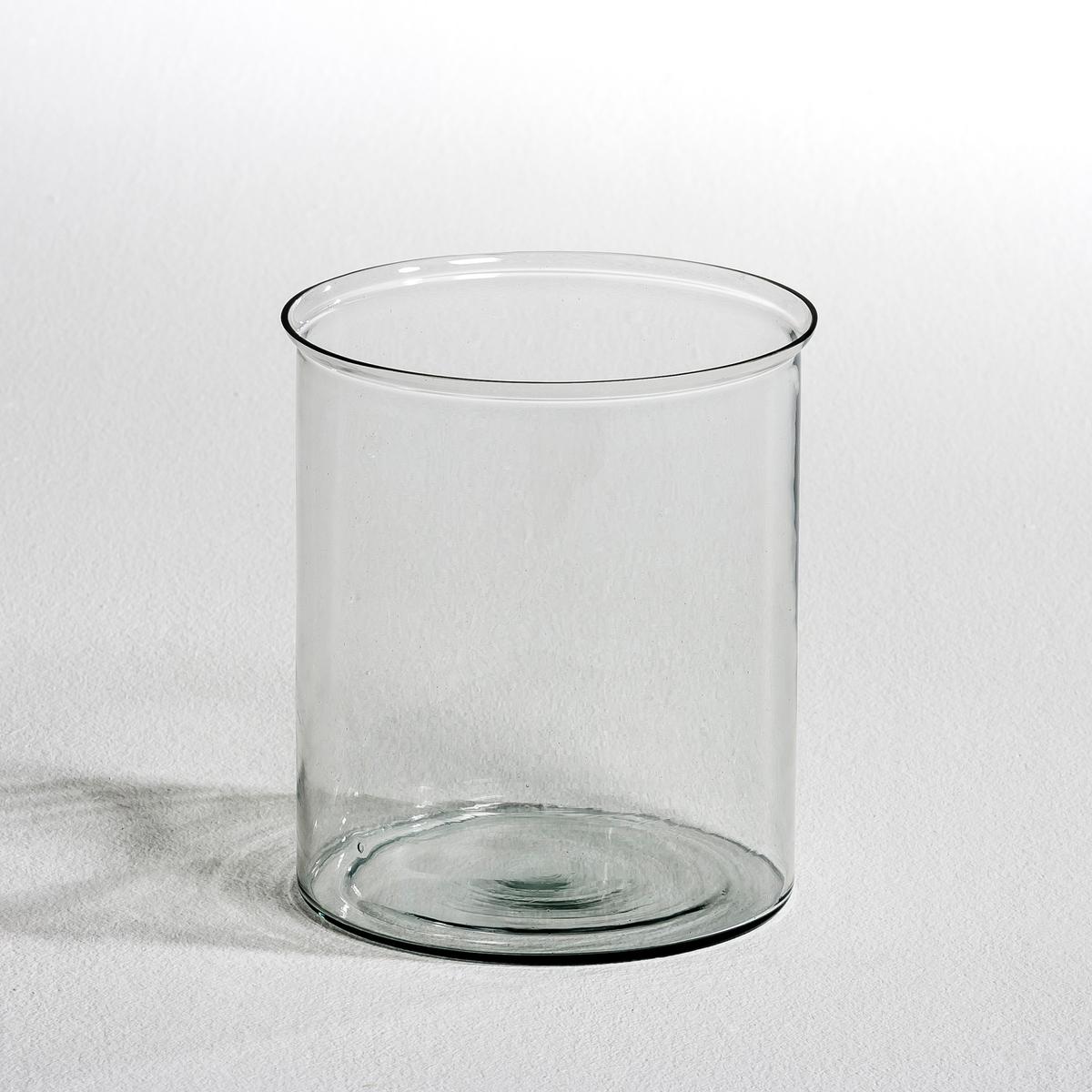 Ваза из стекла Doris, малая модельХарактеристики :Из прозрачного стекла .Размеры :диаметр 18 x высота 20 см.<br><br>Цвет: прозрачный<br>Размер: единый размер