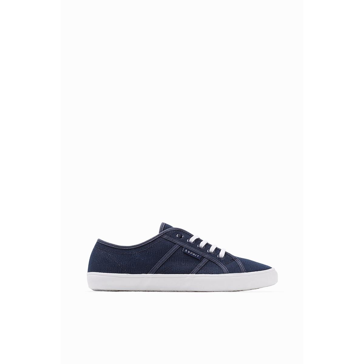 Кеды тканевые ItaliaДетали   •  Спортивный стиль •  Плоский каблук •  Высота каблука : 2 см.  •  Застежка : шнуровка.Состав и уход   • Верх 100% хлопок •  Подкладка 100% текстиль •  Стелька 100% хлопок  •  Подошва 100% каучук<br><br>Цвет: синий морской<br>Размер: 40