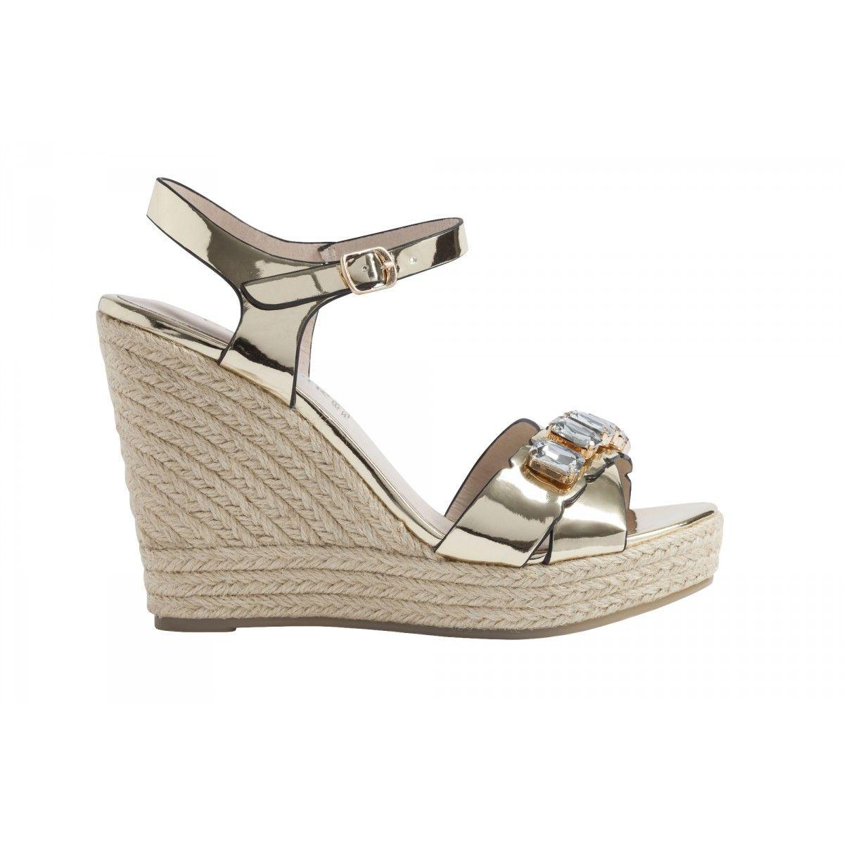 Sandales effet Mirroir