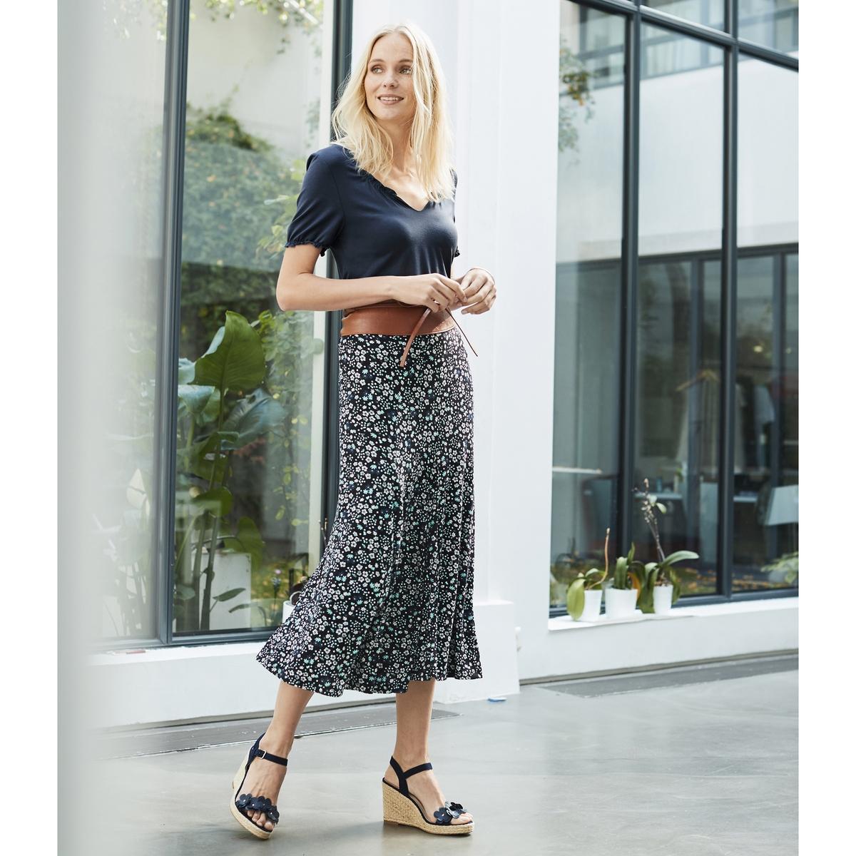 Imagen secundaria de producto de Camiseta fantasía, tejido vaporoso - Anne weyburn