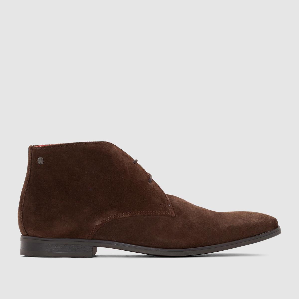 Ботинки замшевые, HENRY