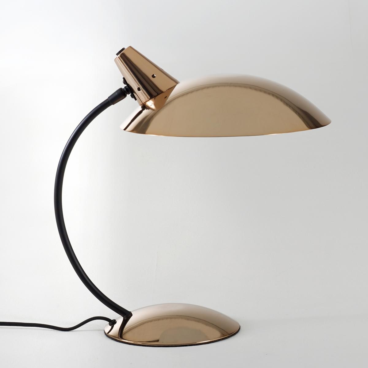 Lampada d'appoggio in metallo vintage, Rosella